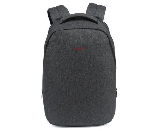 Рюкзак Tigernu T B3164 USB, тёмно серый, 14